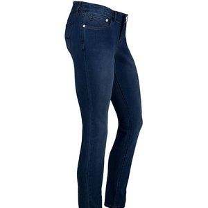 Mountain Khakis Dark Wash Organic Skinny Jeans 4P